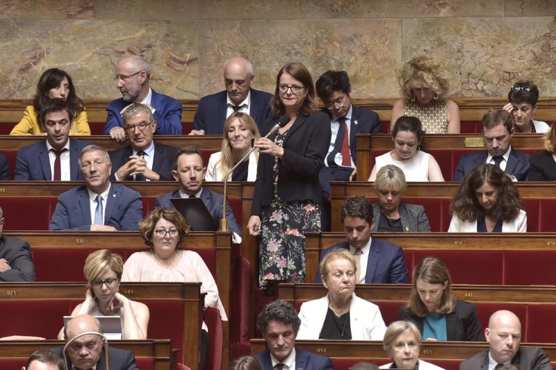 20 juin 2018 : séance de questions au Gouvernement - Mme Laurence Maillart-Mehaignerie